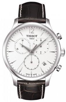 Чоловічі годинники Tissot T063.617.16.037.00