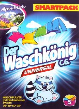 Порошок для стирки Waschkonig Universal 375 г (4260353550171)