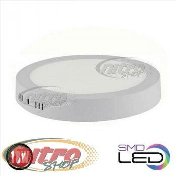 Світильник світлодіодний накладний Horoz Electric CAROLINE-18 18Вт(~144 Вт) 4200К Коло (016 025 0018)