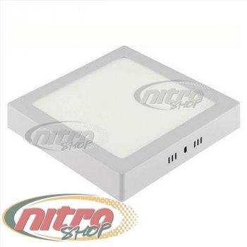 Світильник світлодіодний накладний Horoz Electric ARINA-28 28Вт(~224 Вт) 3000К квадрат (016 026 0028)