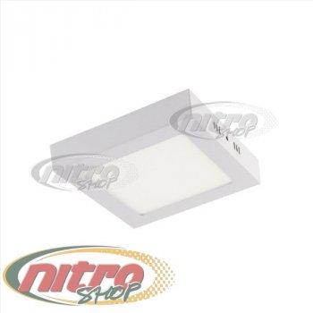 Світильник світлодіодний накладний Horoz Electric ARINA-12 12Вт(~96 Вт) 6400К квадрат (016 026 0012)