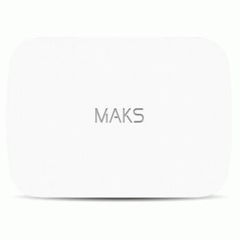 Охоронний центр Maks PRO WiFi white