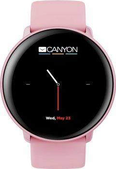 Смарт-годинник Canyon Marzipan Pink (CNS-SW75PP)