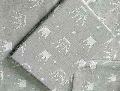 Комплект постільної білизни Zastelli 489 Корона 145 х 210 см (2500000964770)