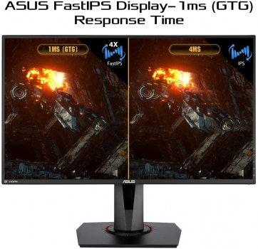 """Монітор 27"""" Asus TUF Gaming VG279QM (90LM05H0-B01370)"""