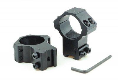 Кольца для оптических прицелов Tasco КР-D=30Х11мм