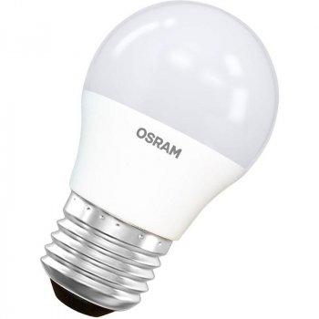 Світлодіодна лампа OSRAM LS CL Р60 6,5 W/830 230VFR E27 (4058075134355)