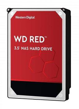 """Жорсткий диск WD 3.5"""" SATA 3.0 12TB 5400 256MB Red Plus NAS"""