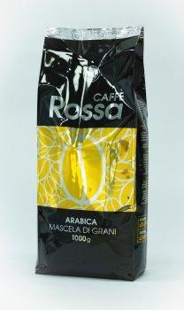 Кофе в зернах Ricco Coffee Rossa золото 1 кг 30% Арабика 70% Робуста