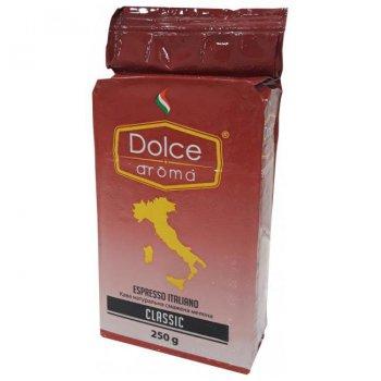 Кофе молотый Dolce Aroma Espresso Italiano 250 гр