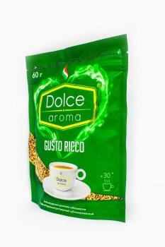 Кава розчинна Dolce Aroma Gusto Ricco 60 г