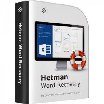 Системная утилита Hetman Software Hetman Word Recovery Офисная версия (UA-HWR2.1-OE)