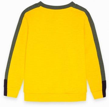 Свитшот TUC TUC 11280554 Желтый