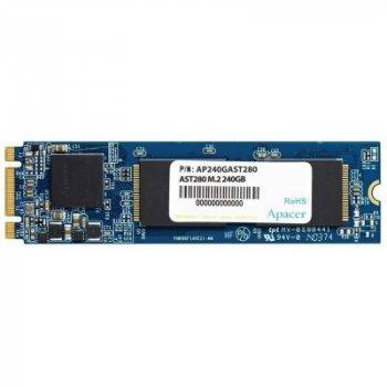 Накопитель SSD M.2 2280 240GB Apacer (AP240GAST280-1)
