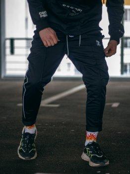 Спортивные штаны Over Drive Sago черные