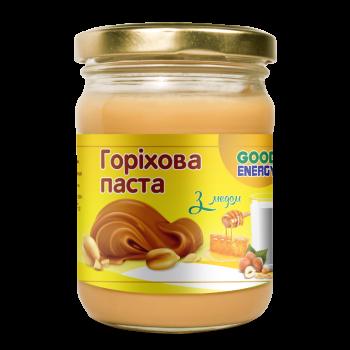 Ореховая паста с медом Good Energy 250 г