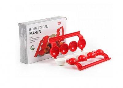 Форма, прибор для приготовления шариков тефтелей (фрикаделек) Stuffed Ball Maker