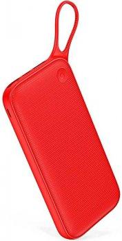 Зовнішній акумулятор Baseus Powerful Type-C PD+QC3.0 Quick Charge Power Bank 20000 mAh Red