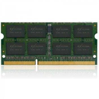 Модуль пам'яті для ноутбука SoDIMM DDR3 8GB 1600 MHz eXceleram (E30212S)