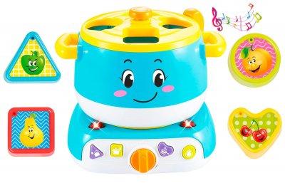 Інтерактивна іграшка Bebelino Кухня-сортер (58139)