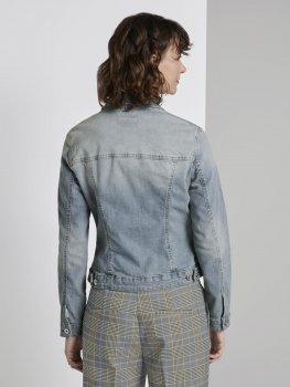 Куртка Tom Tailor блакитний 1016402XX7010118 Brandsport