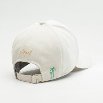 Женская кепка бейсболка INAL Cactus S / 53-54 RU Белый 120953