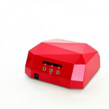 Ультрафиолетовая лампа для сушки ногтей LED SUN 36W UV LED Lamp Red (00620)