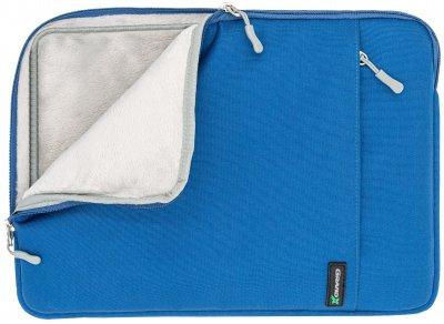 "Чохол для ноутбука Grand-X SL-15 15.6"" Blue (SL-15B)"