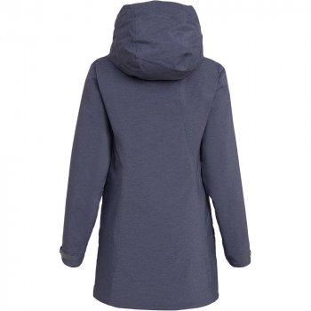 Куртка Salewa Fanes 2 Powertex/Tirolwool Celliant Wms Parka жіноча сіра