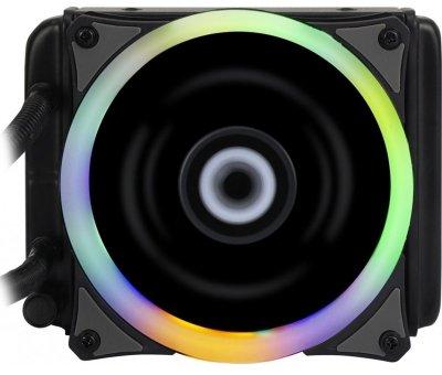 Система жидкостного охлаждения GameMax Iceberg 120 Rainbow
