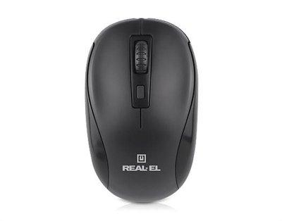 Бездротова клавіатура з мишкою REAL-EL STANDARD 550 KIT WIRELESS