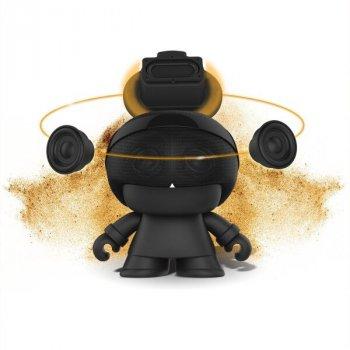 Акуст. стереосистема XOOPAR - GRAND XBOY (20 cm,чорн.,Bluetooth,мікр,аудіо&USB-каб.,LED)