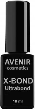 Безкислотний праймер Avenir Cosmetics X-Bond ультрабонд 10 мл (5900308132975)