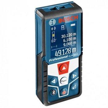 Далекомір лазерний Bosch GLM 50 Professional C (0601072C00)