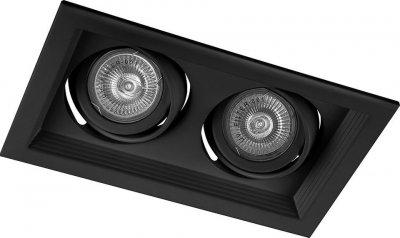 Карданний світильник Feron DLT202 чорний