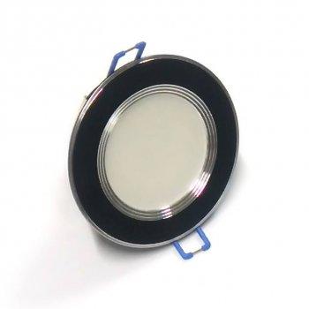 Світлодіодний світильник Feron AL527 5W чорний