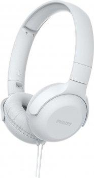 Навушники Philips UpBeat TAUH201 Over-Ear Mic White (TAUH201WT/00)