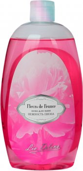 Рідке мило Liv Delano Fleurs de France Ніжність півонії 730 г (4811248007272)