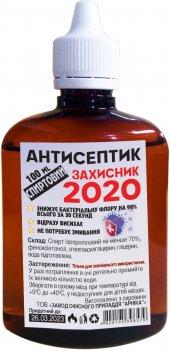 Дезінфікувальний засіб для зовнішнього застосування Захисник 2020 100 мл (4820195398579)