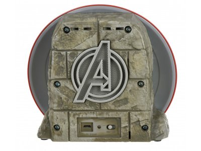 Портативна акустична система eKids iHome MARVEL Captain America Wireless (VI-B72CA.11MV7)