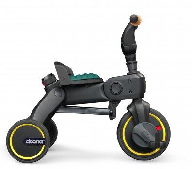 Складной трехколесный велосипед Doona Liki Trike S5 Racing Green (SP550-99-032-015)