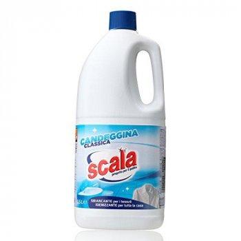 Отбеливатель 2.5 литра Scala Candeggina Normale