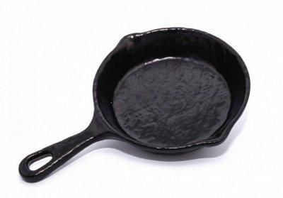 Сковорода One Chef порционный d15,5 см длина 25,2 см h3,5 см меламин (SK087)