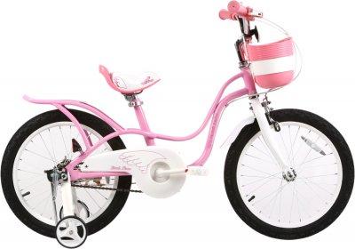 """Детский велосипед Ardis Little Swan 18"""" 10"""" Розовый (04162)"""