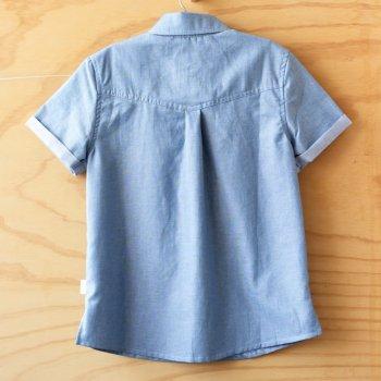 Сорочка для хлопчика РБ 72 Бембі Джинс