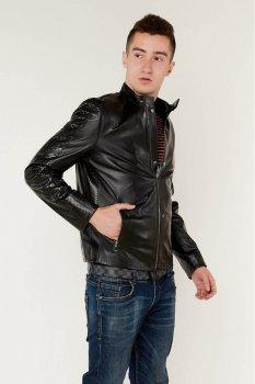 Куртка Rico renzo F-497 Чорна 1239500