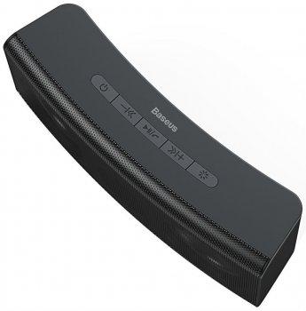 Портативна колонка Baseus Encok Wireless Speaker E08 Black