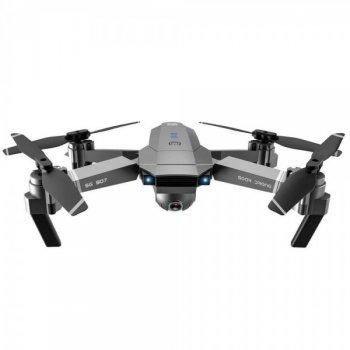 Квадрокоптер SG907 с 4K камерой, FPV, GPS, оптическое позиционирование, до 18 мин. полета (k210)