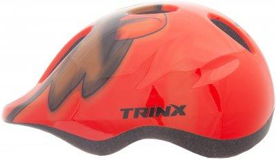 Велосипедний шолом TRINX TT13 animal 44-48 см Red (TT13.animal.R)