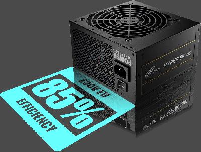 FSP HYPER 80+ PRO 650W (H3-650)
